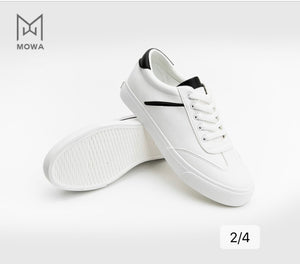 Mowa Candy Men's Sneakers-White