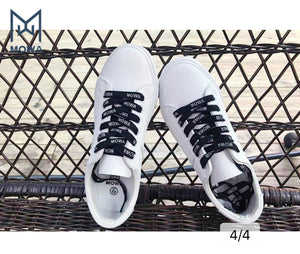 Mowa DNA White Family Series Sneakers For Women