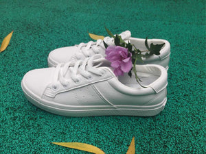 Mowa DNA White Sneakers for Women