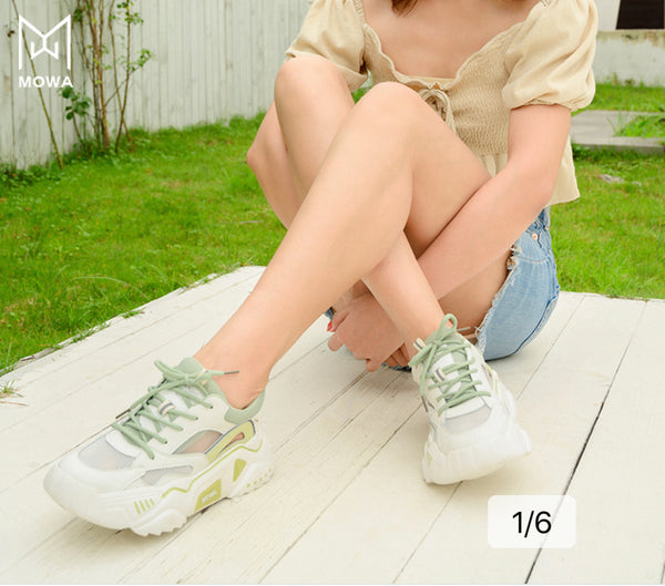 Ultra Light Hollow Trendy Women's Shoes