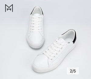 Mowa Daily Life White Sneakers For Men