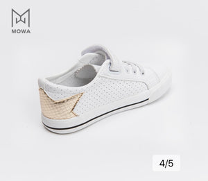 Mowa Star Lights Kids sneaker - fashion stitching