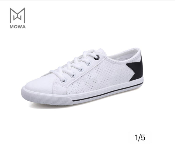 Mowa Star Lights Women sneaker - fashion stitching