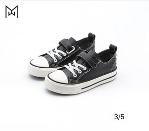 Mowa Echo Kids Black sneaker