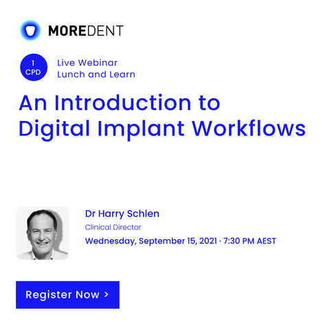 An Introduction to Digital Implant Workflows