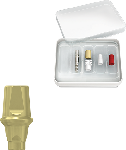 Conical CPK (Complete Prosthetic Kit) - MoreDent