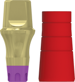 Transgingival Abutment - Conical - MoreDent