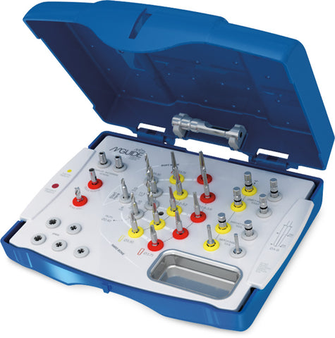 MGUIDE Kit for SEVEN Implant - Narrow Sleeve - MoreDent