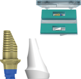 Zirconia Abutment Set - Conical - MoreDent