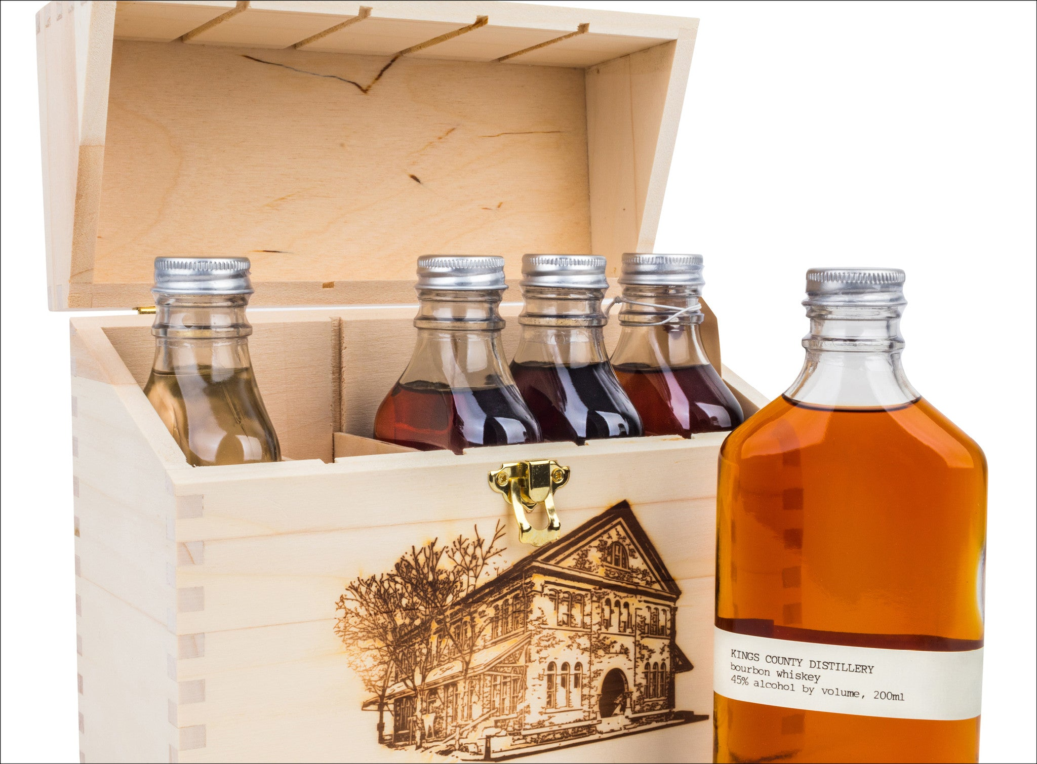 Once upon a time New York City was a hub of distilling. Then Prohibition happened (boo!) and even after alcohol was once again legal it took New York ... & Psstu2026 This Whiskey Gift Box Would Look Mighty Good Under A Tree ... Aboutintivar.Com