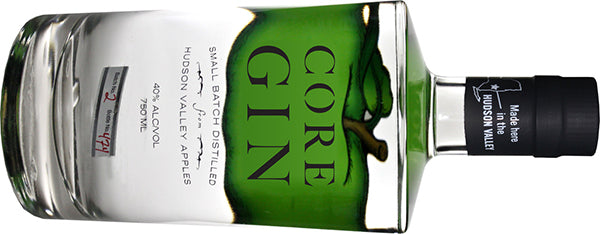 Core Gin made by Harvest Spirits in New York