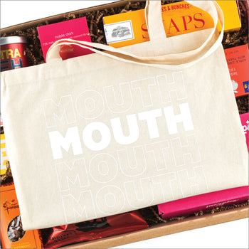Mouth Gifts Boxes Subscriptions Artisanal Indie Food