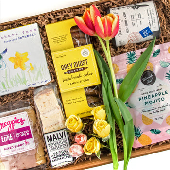 EXPERTLY CURATED GIFT BOXES
