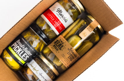 Pickle Of The Month Club Pickles Subscription Box Mouth