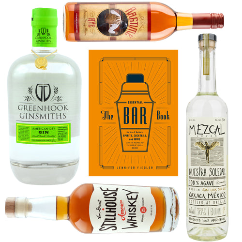 Punch's Essential Craft Spirits