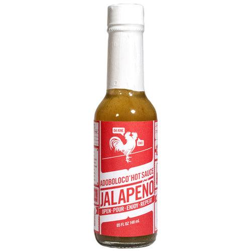 Jalapeño Hot Sauce