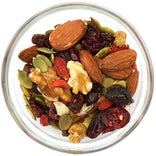 fruit seed and nut trail mix
