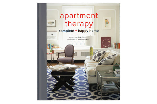Apartment Therapy Complete + Happy Home book – MOUTH