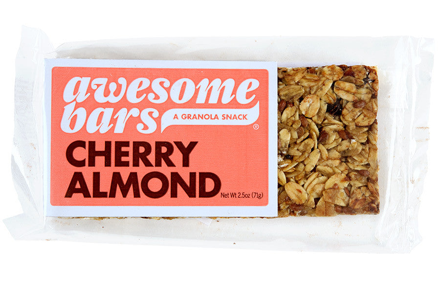 Cherry Almond Granola Bar made by Awesome Bars – MOUTH