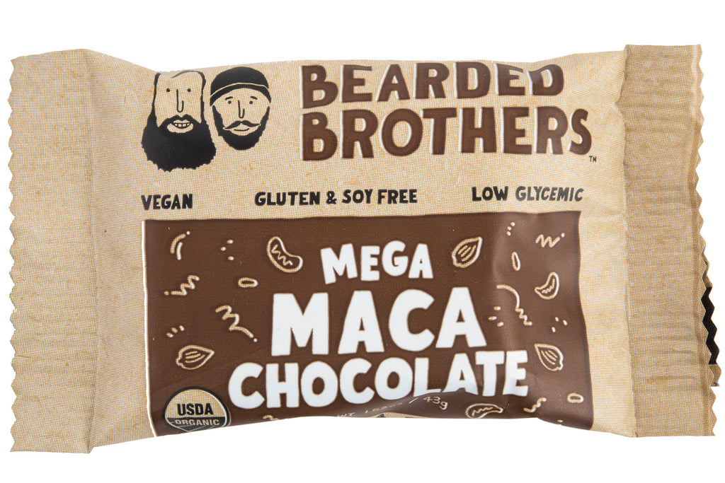 Mexican Chocolate Energy Bars By Bearded Bros Mouth