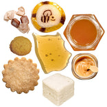 honey and honey treats gift set