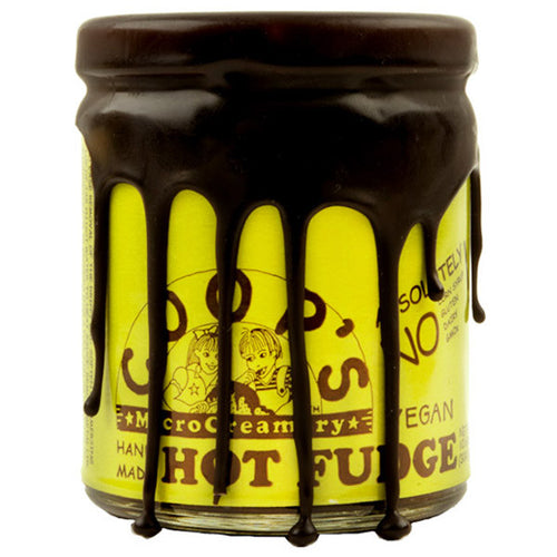 Vegan Hot Fudge Sauce