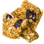 Cherry Pumpkin Seed Granola Bar