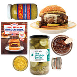 George Motz's Great American Burger Kit