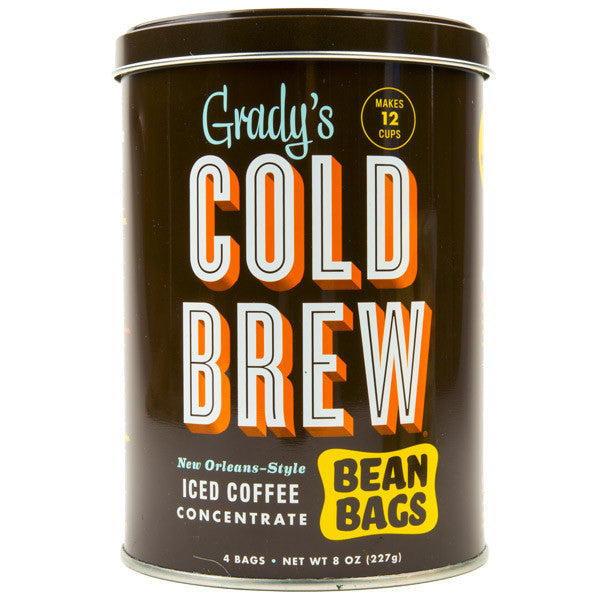 Grady's Cold Brew DIY Cold Brew Kits