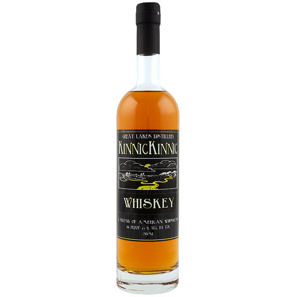Kinnickinnic Whiskey