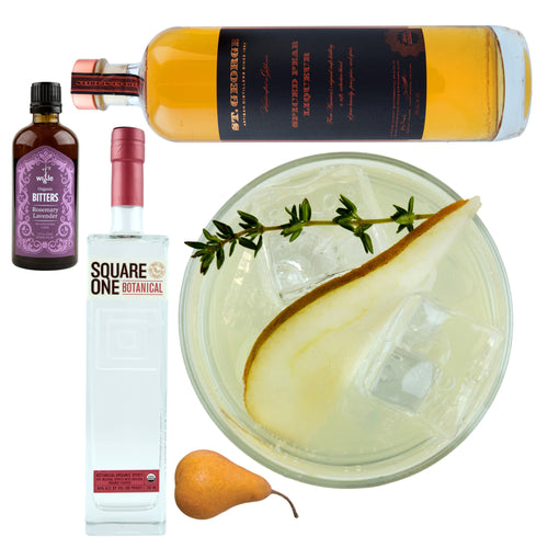 Au Pear Cocktail Kit