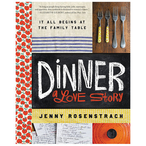 Dinner: A Love Story – Signed Cookbook