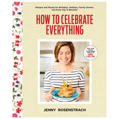 How to Celebrate Everything – Signed Cookbook