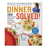 Dinner Solved! Signed Cookbook