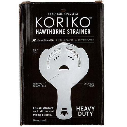 Koriko Hawthorne Cocktail Strainer