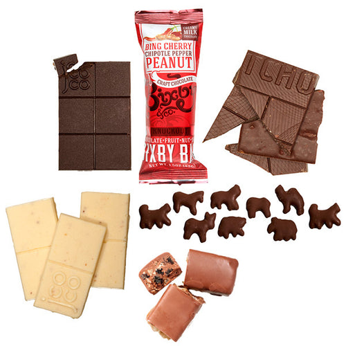 kosher chocolate gift set
