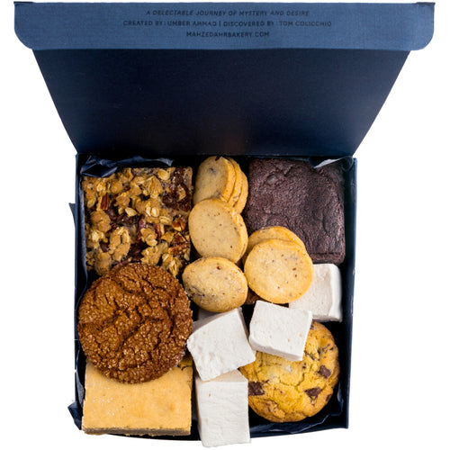 THE MAH-ZE-DAHR DESSERT BOX