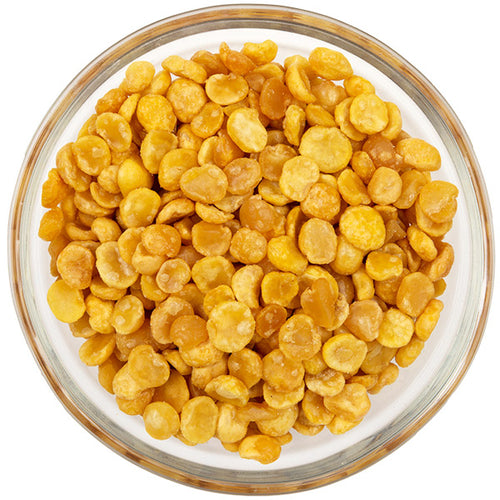 Sea Salt Crunchy Split Peas