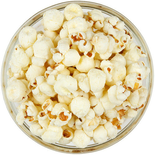 White Pepper Parmesan Popcorn