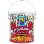 Gingerbread Caramel Corn Tin