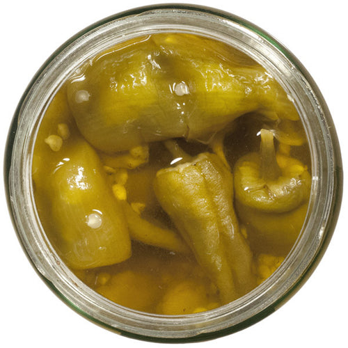 Pickled Padron Peppers