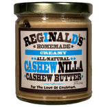 Reginald's Homemade Cashewnilla Butter