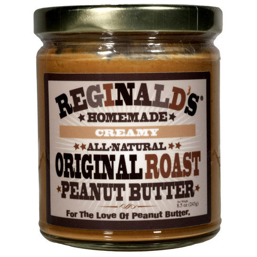 Reginald's Original Roast Creamy Peanut Butter
