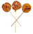 Maple Bacon Lollipops