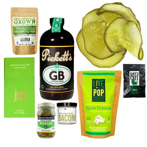 Saint Patrick's Day food gift set