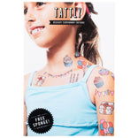 Party Temporary Tattoos