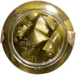 jalapeno honey cucumber pickles