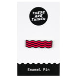 Enamel Bacon Pin