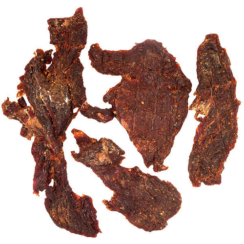 Three Jerks Filet Mignon Memphis BBQ Beef Jerky