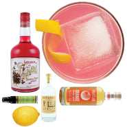 The Tickled Pink Cocktail Kit